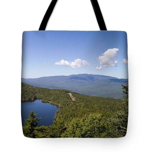 Loon Mountain Tote Bag