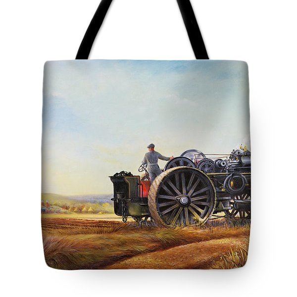 Lord Kitchener And General French Tote Bag by Dudley Pout
