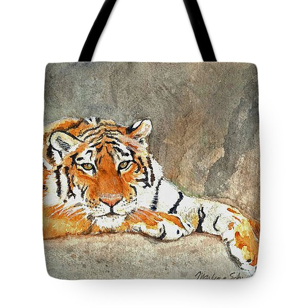 Lord Of The Jungle Tote Bag