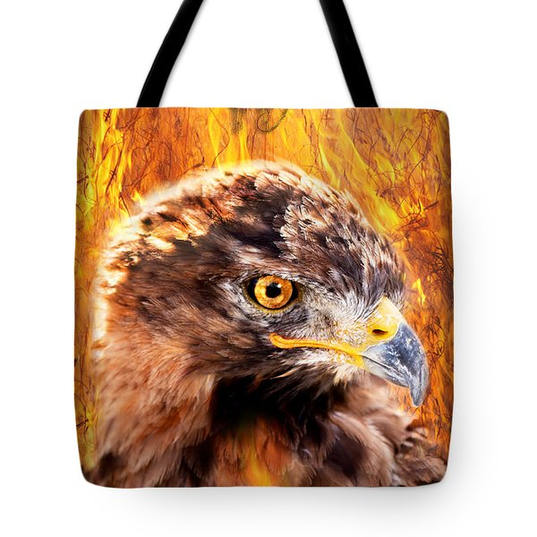 Lord Of The Last Day Tote Bag