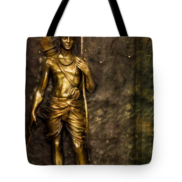 Lord Sri Ram Tote Bag