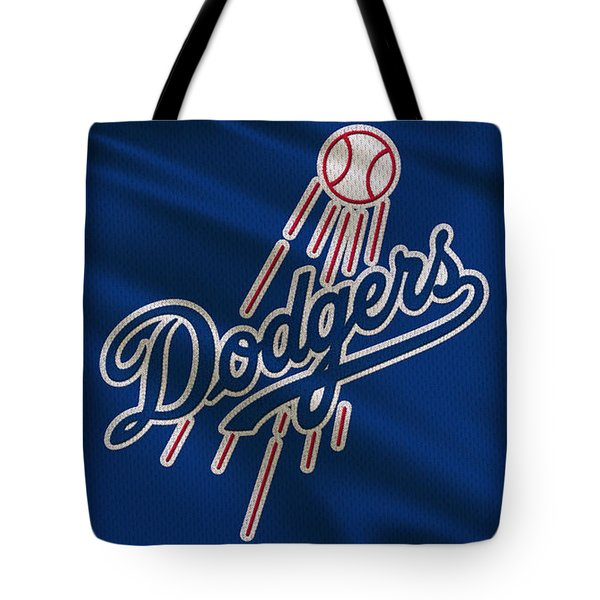 Los Angeles Dodgers Uniform Tote Bag