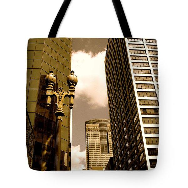 Los Angeles Downtown Tote Bag
