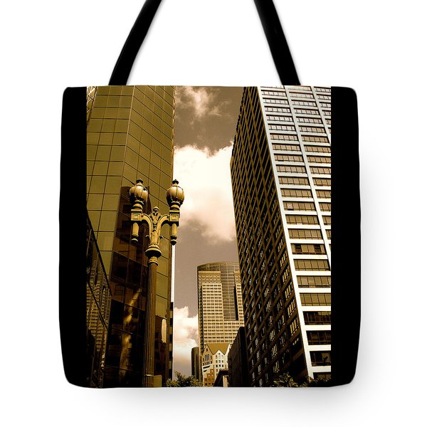 Los Angeles Downtown Tote Bag