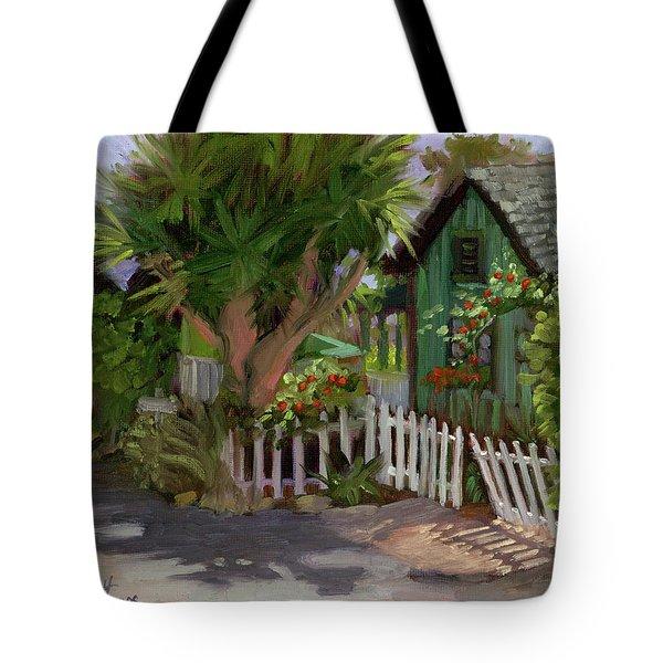 Los Rios Street San Juan Capistrano California Tote Bag