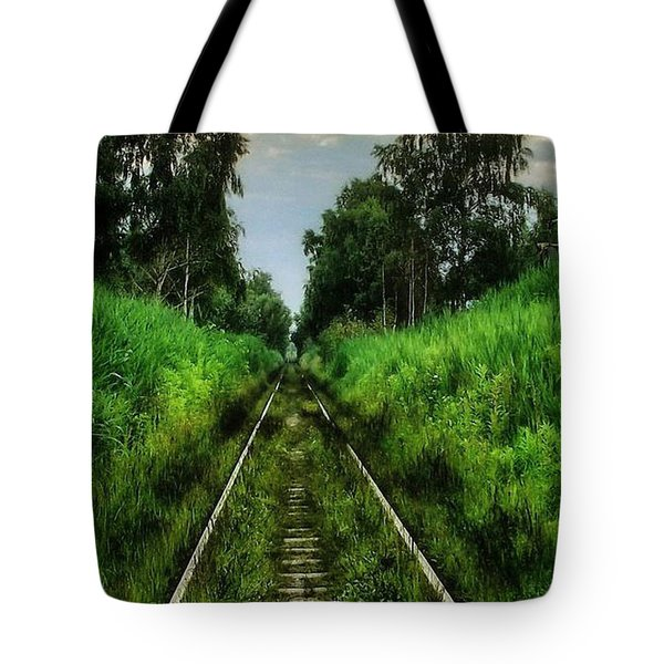 Tote Bag featuring the digital art Lost And Found by Marvin Blaine