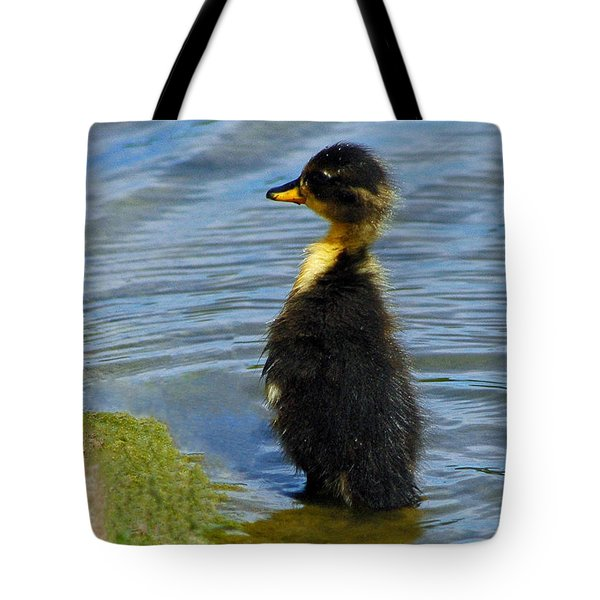 Lost Duckling Tote Bag