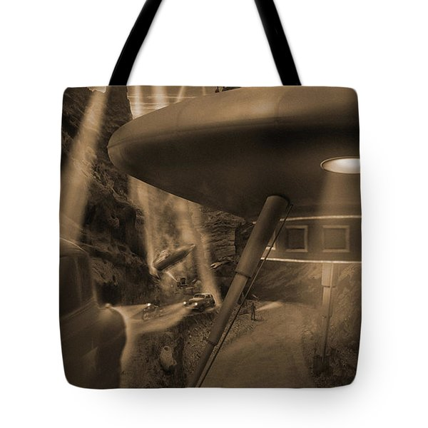 Lost Film 35 Mm Tote Bag by Mike McGlothlen