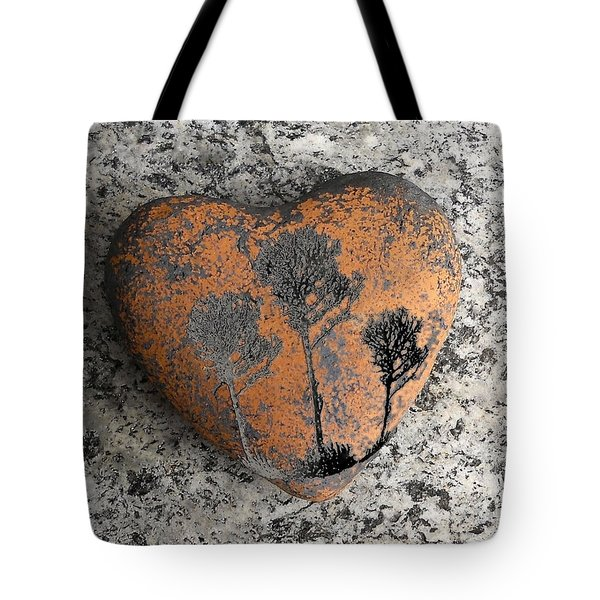 Tote Bag featuring the photograph Lost Heart by Juergen Weiss