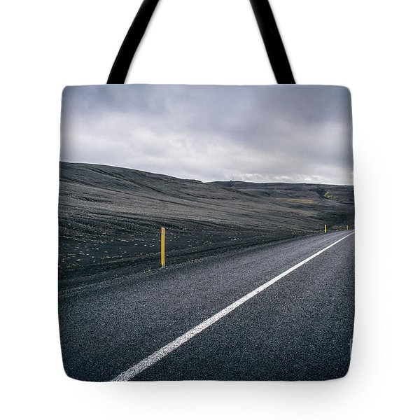 Lost Highway Tote Bag