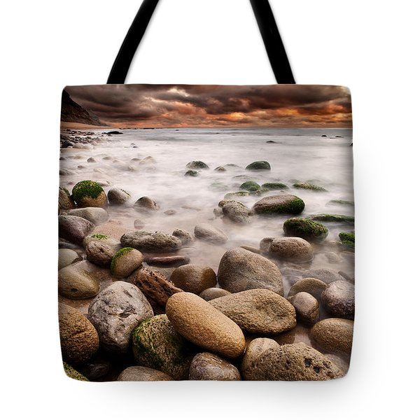 Lost In A Moment Tote Bag by Jorge Maia