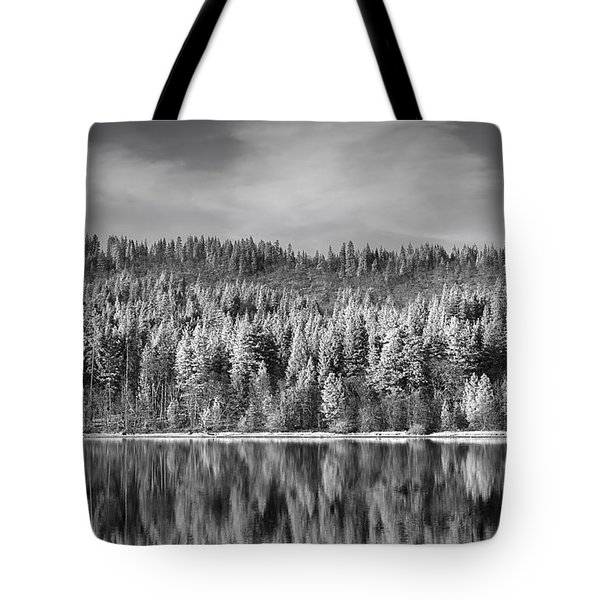 Lost In Reflection Tote Bag