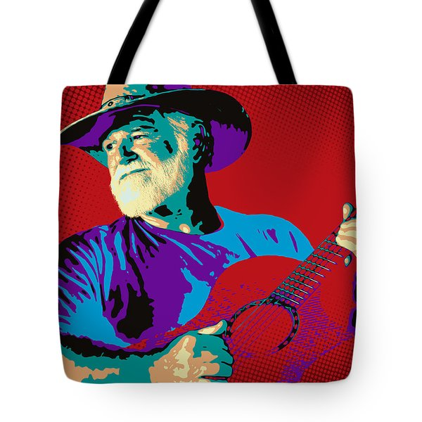 Jack Pop Art Tote Bag