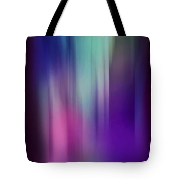 Lost In The Enchanting Forest  2 Tote Bag by Jenny Rainbow