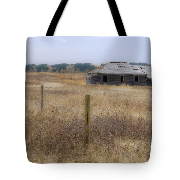 Lost In The Past Tote Bag