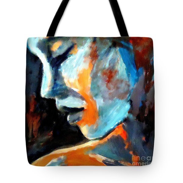 Lost In Time Tote Bag by Helena Wierzbicki