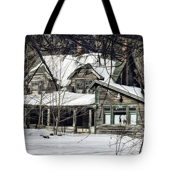 Lost In Time Tote Bag by Susan Capuano