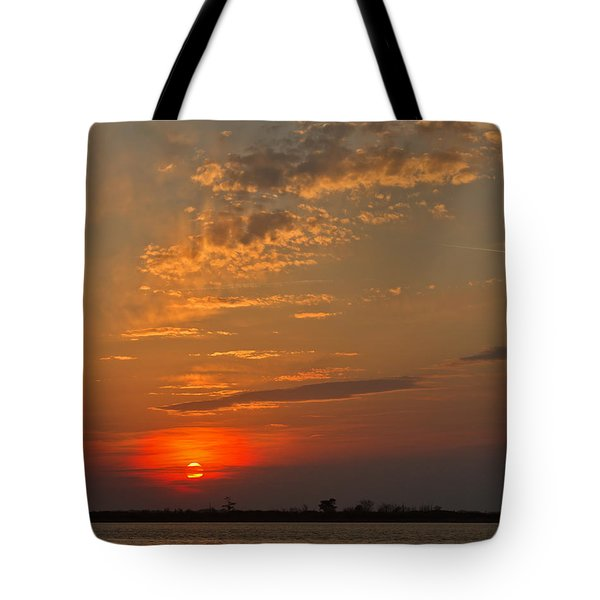Lost In Wispy Cloudy Tote Bag