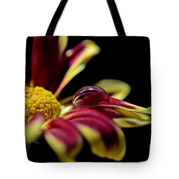 Lost On A Petal Tote Bag