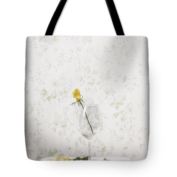 Lost Petals Tote Bag by Joana Kruse