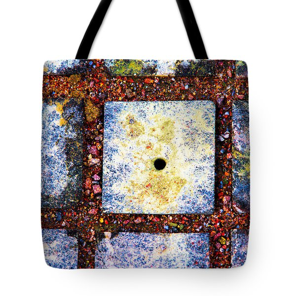 Lot Number 4 Of The Universe Tote Bag by Alexander Senin