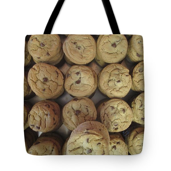 Lotta Cookies Tote Bag by Kevin Caudill