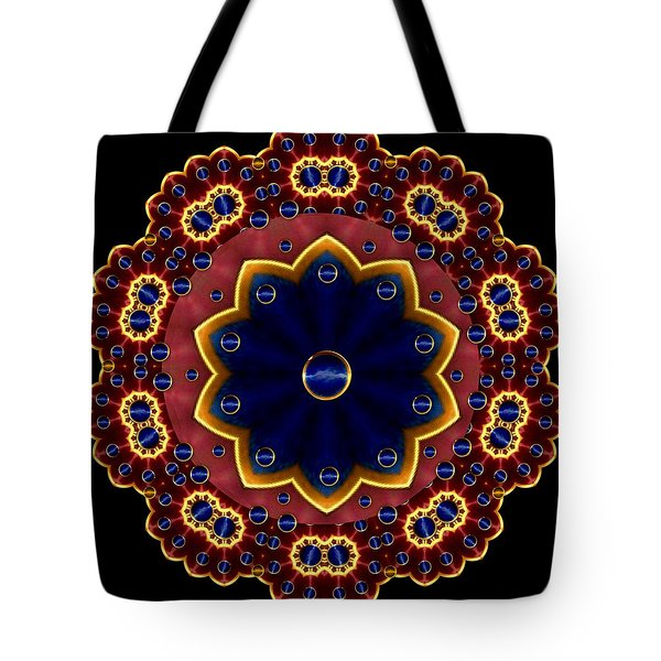 Lotus Bloom Tote Bag