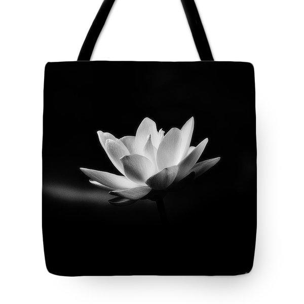 Lotus - Square Tote Bag