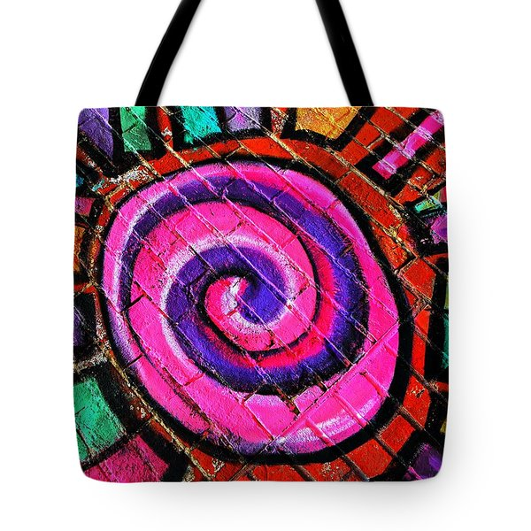 Loud Tote Bag by Chris Berry