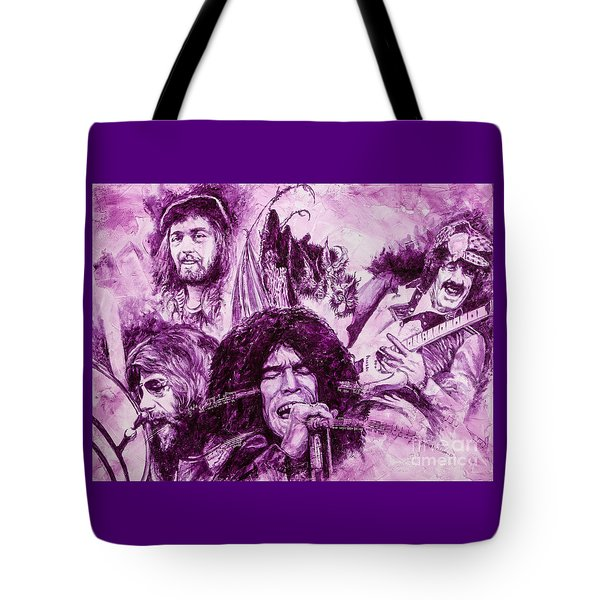 Loud'n'proud Tote Bag by Igor Postash