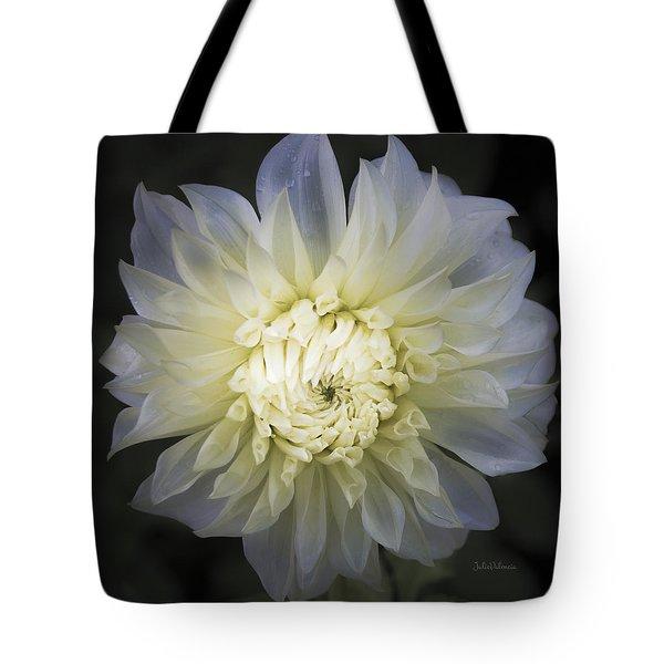 Louie Meggos Dahlia Tote Bag