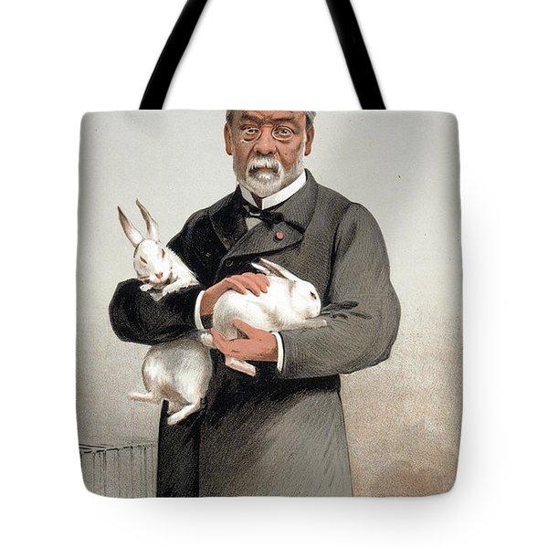Louis Pasteur Tote Bag by Granger