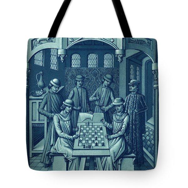 Louis Xi Tote Bag by Granger