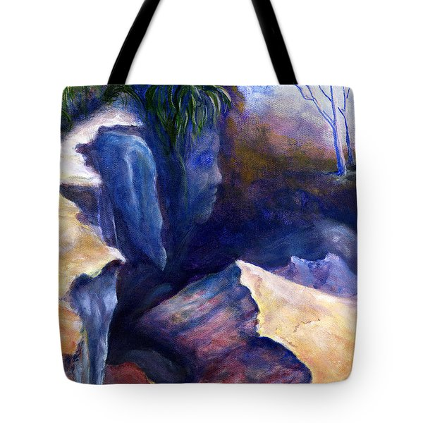 Louisiana Kisatchie Surrealism Tote Bag