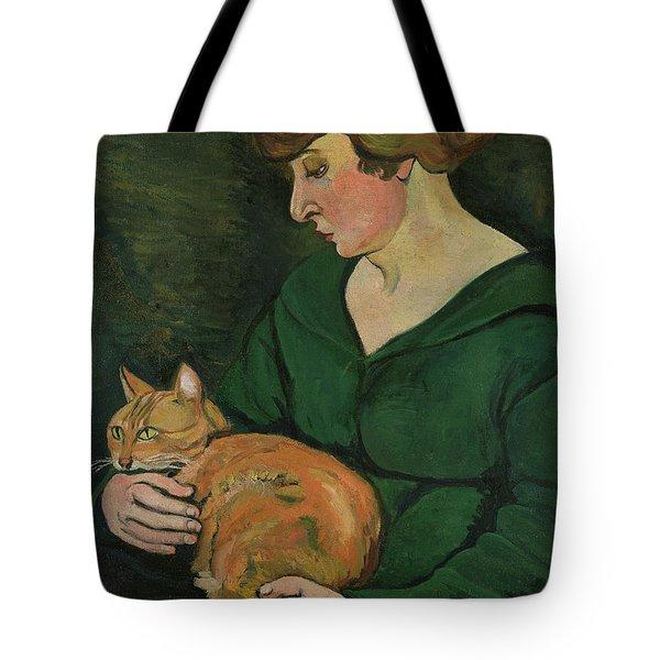 Louison E Raminou Tote Bag by Marie Clementine Valadon