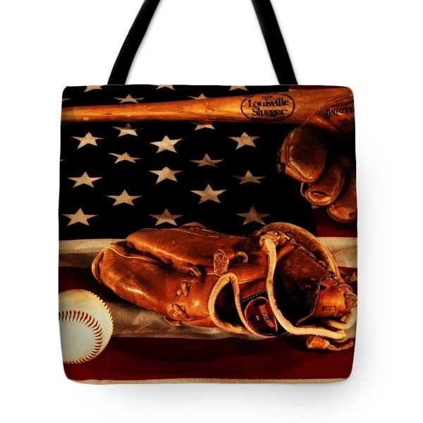 Louisville Slugger Tote Bag by Dan Sproul