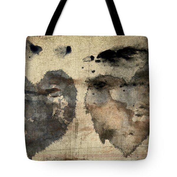 Love Abides Tote Bag