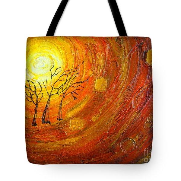 Love And Hope Tote Bag