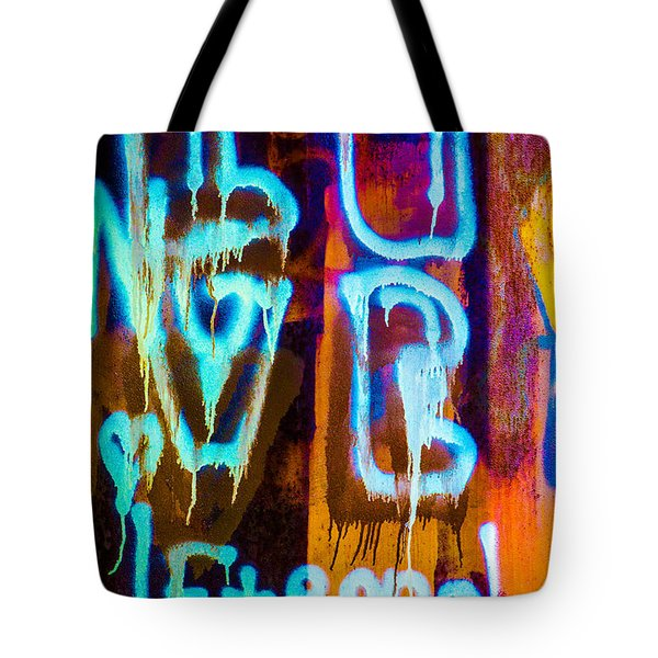 Love And Something Else Tote Bag by Bob Orsillo