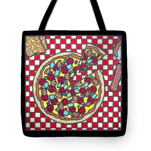 Love At First Bite Tote Bag by Jim Harris