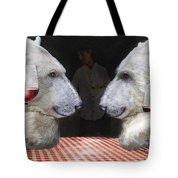 Love Bears All Things Tote Bag by Jane Schnetlage
