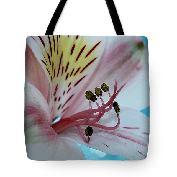 Love Blossom Tote Bag
