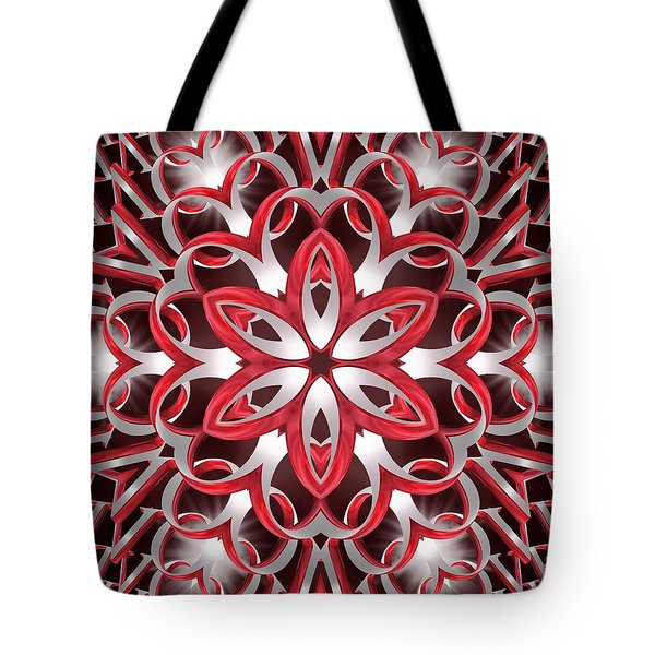 Love Blossoms Tote Bag