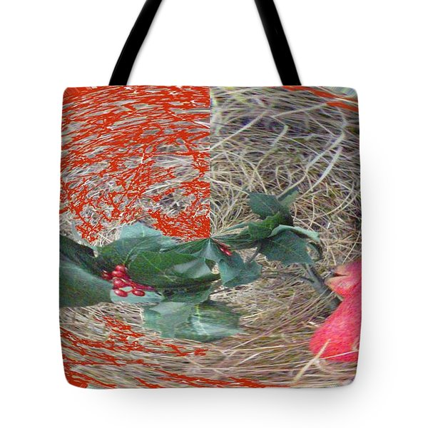 Love Bomb Tote Bag by Feile Case