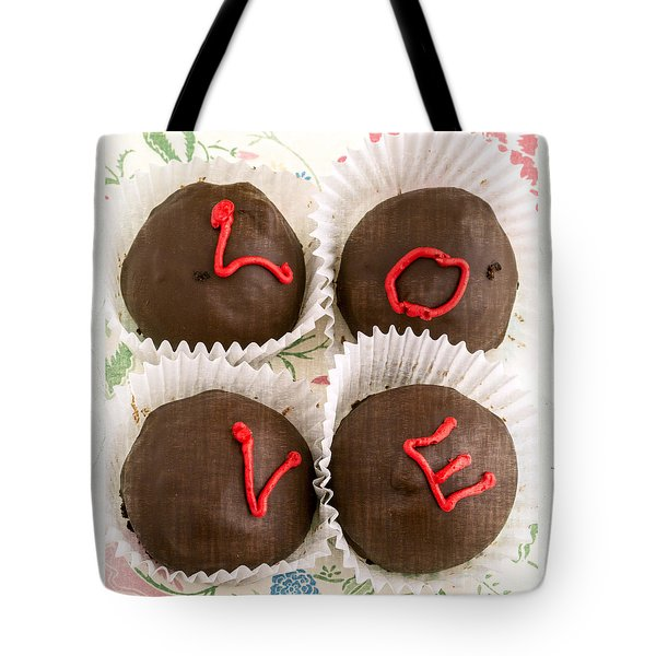 Love Cakes Tote Bag by Edward Fielding