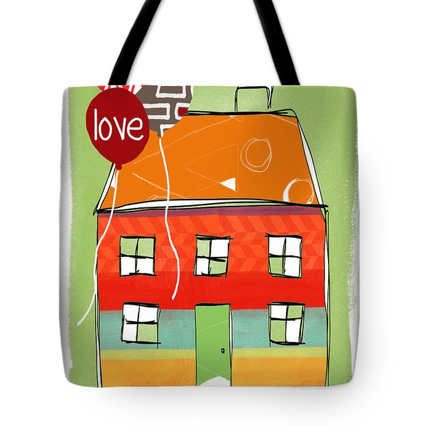 Love Card Tote Bag
