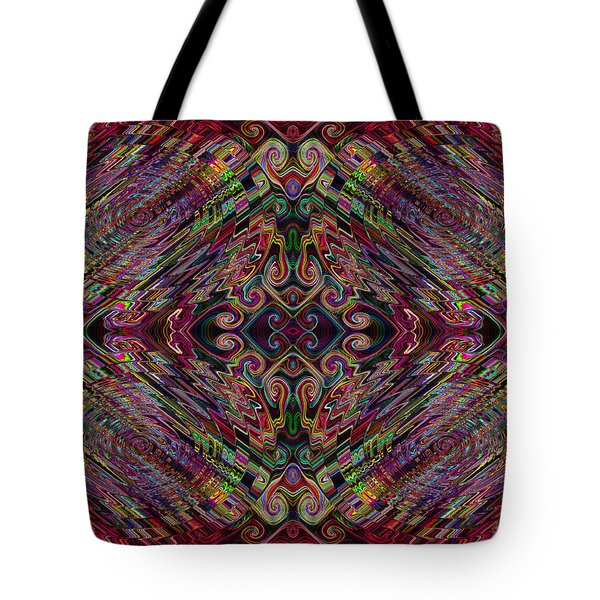 Love Centered In The Reach Tote Bag