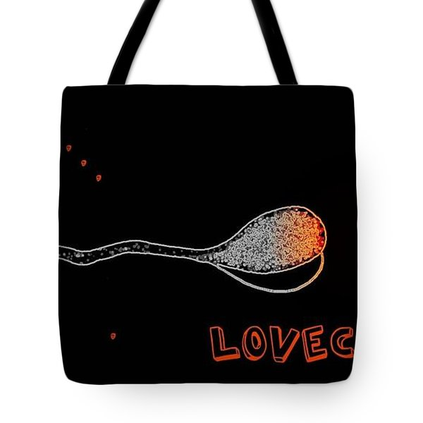 Love Child Tote Bag