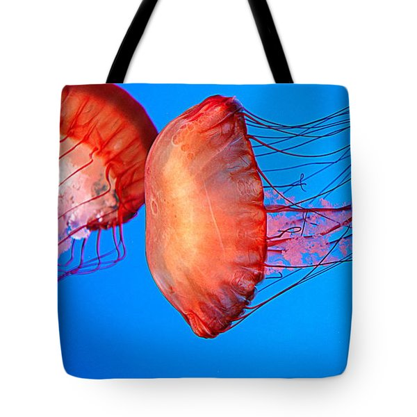 Love Dance Tote Bag