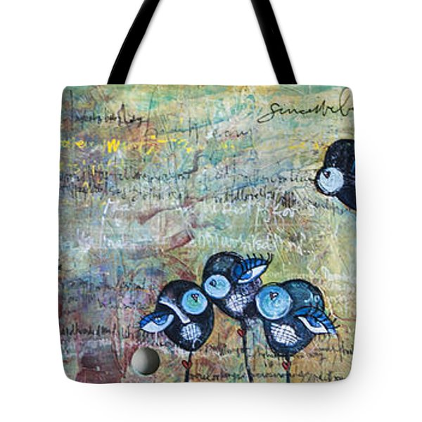 Love For Jimi And Jimmy Tote Bag